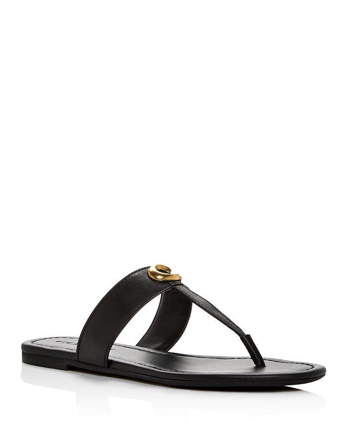 055ff85a4 COACH - Women s Jessie Thong Sandals