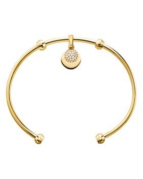 Michael Kors - Charm Bracelet Box Set in 14K Gold-Plated Sterling Silver, 14K Rose Gold-Plated Sterling Silver or Sterling Silver