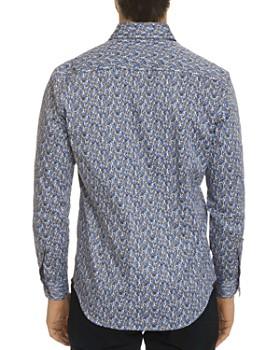 Robert Graham - Richardson Floral-Print Tailored Fit Shirt