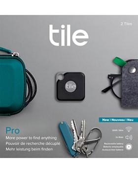 Tile - Tile Pro 2018 Item Tracker, Set of 2