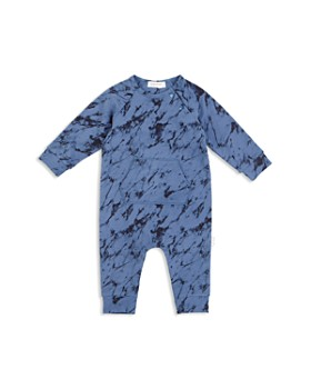 Miles Baby - Boys' Marbled Playsuit - Baby