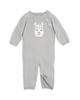 Elegant Baby - Boys' Llama Romper - Baby