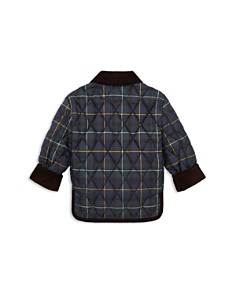 Ralph Lauren - Boys' Plaid Quilted Car Coat - Baby