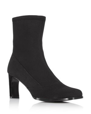 Jaggar Women's Scuba High-Heel Booties