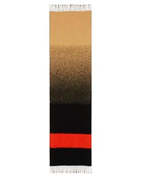 Eileen Fisher - Color Block Fringe Scarf
