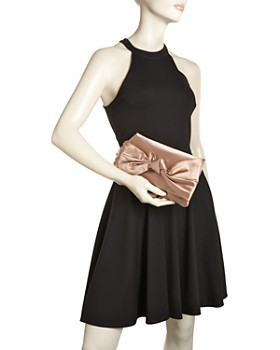 Tory Burch - Eleanor Knotted Bow Clutch