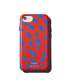 Clare V. - Blue Spot iPhone 6/7/8 & 6/7/8 Plus Case