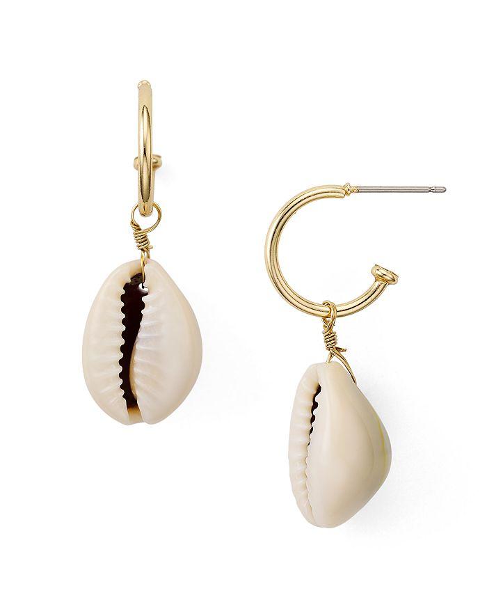 AQUA - Shell Earrings - 100% Exclusive
