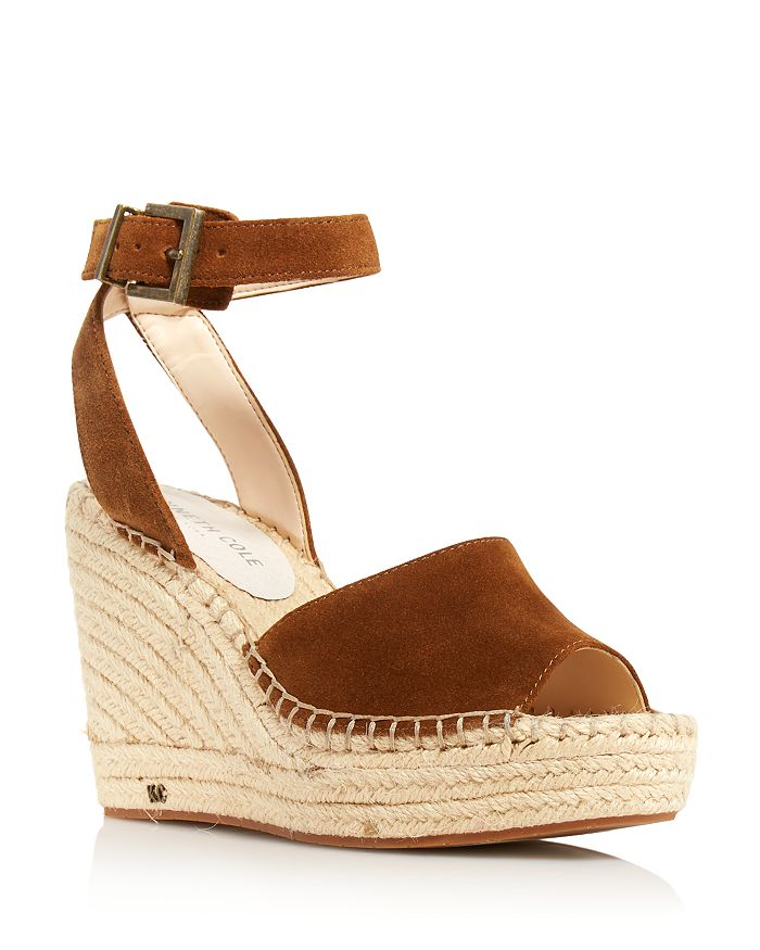2ce4971bc1 Kenneth Cole Women's Olivia Espadrille Wedge Sandals | Bloomingdale's