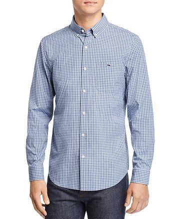 Vineyard Vines - Tucker Gingham Slim Fit Button-Down Shirt