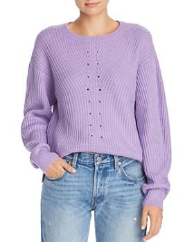 Parker - Ronnie Pointelle Sweater