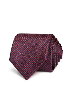 Canali - Textured Basketweave Silk Classic Tie - 100% Exclusive