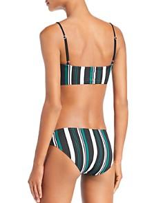 Dolce Vita - Venice Stripe Stella Bikini Top & Venice Stripe Bikini Bottom