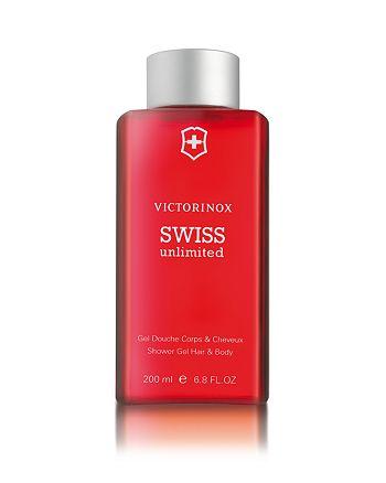 Victorinox Swiss Army - Victorinox Swiss Unlimited Hair & Body Gel