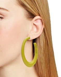 Ben Amun - Gradient Hoop Earrings