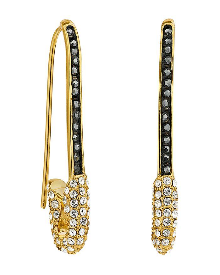KARL LAGERFELD Paris - Safety Pin Earrings