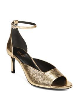 Via Spiga - Women's Jennie Mid-Heel Sandals