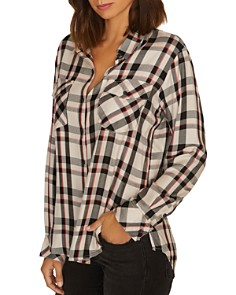 Sanctuary - Boyfriend For Life Button Down Top