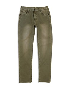 7 For All Mankind - Boys' Stretch Twill Slim-Fit Pants - Little Kid