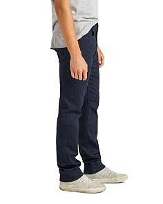 Hudson - Byron Straight Fit Pants in Hale Navy