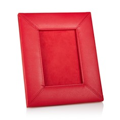 Campo Marzio - Pebbled Faux Leather Picture Frame