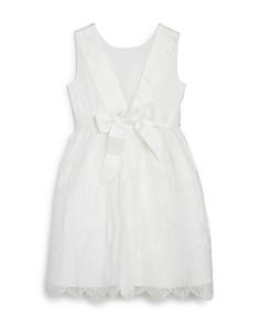 US Angels - Girls' Embellished Lace Dress - Little Kid