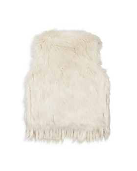 Bardot Junior - Girls' Faux-Fur Vest - Little Kid, Big Kid