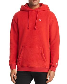 Tommy Jeans - Classics Fleece Hooded Sweatshirt