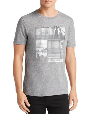 Boss Thrill Surveillance Graphic Tee