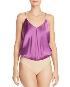 Alix - Rosette Blouson Bodysuit