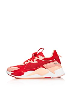 PUMA - Women's RS Toys Leather & Mesh Low Top Sneakers