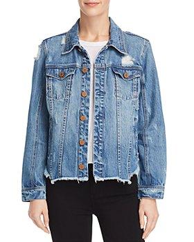 BLANKNYC - Distressed Denim Jacket - 100% Exclusive