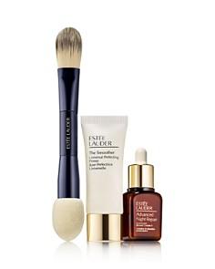 Estée Lauder - Meet Your Match Double Wear Makeup Kit for $12 with any Estée Lauder Double Wear Stay-In-Place Liquid Makeup purchase!