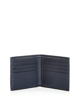 BOSS Hugo Boss - Crosstown Leather Bi-Fold Wallet