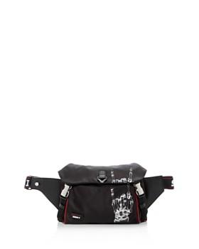 Bally - SHOK-1 Cage T x Funk Sling Belt Bag
