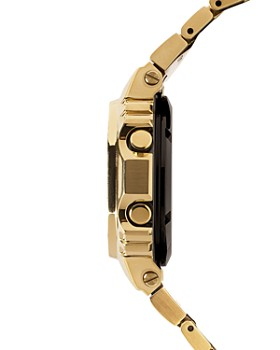 G-Shock - Masterpiece Gold-Tone Watch, 42.8mm x 48.9mm