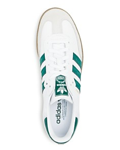 Adidas - Men's Samba OG Leather Low-Top Sneakers