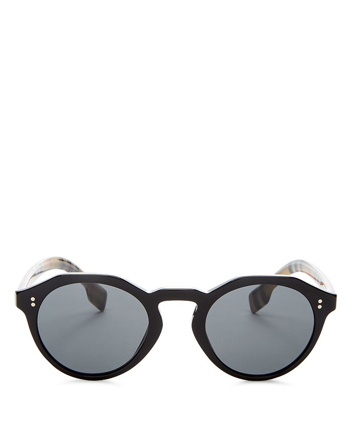 9f2342d13e4b Burberry - Women s Round Sunglasses