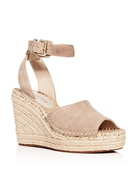 dc8d2a5a952c63 Kenneth Cole - Women s Olivia Espadrille Wedge Sandals ...