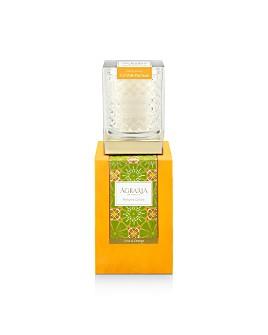 Agraria - Lime Orange Candle Set