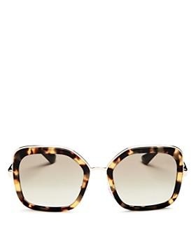 7b7ce9f7102 Prada Sunglasses - Bloomingdale s