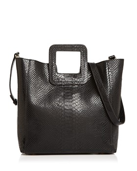 TMRW Studio - Antonio Medium Python Leather Tote