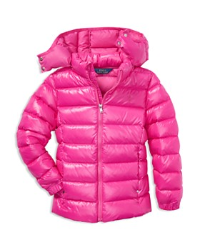 Ralph Lauren - Girls' Puffer Jacket - Big Kid