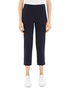 Theory - Basic Crepe Pants
