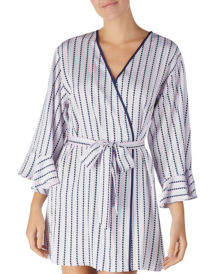 kate spade new york - Bridal Hydrangea Robe
