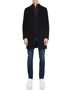 REISS - Gable Wool Topcoat