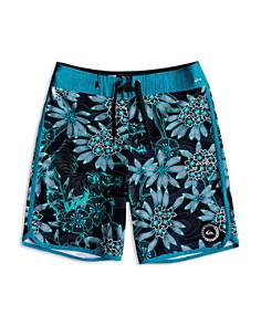 Quiksilver - Boys' Highline Silent Fury Board Shorts - Little Kid