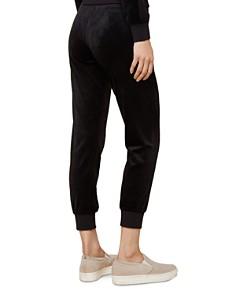 Juicy Couture Black Label - Luxe Zuma Velour Jogger Pants