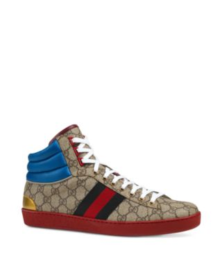 Ace GG Supreme High-Top Sneakers