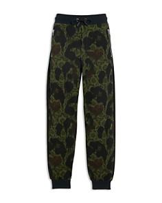 COACH - Mascot Floral-Print Track Pants